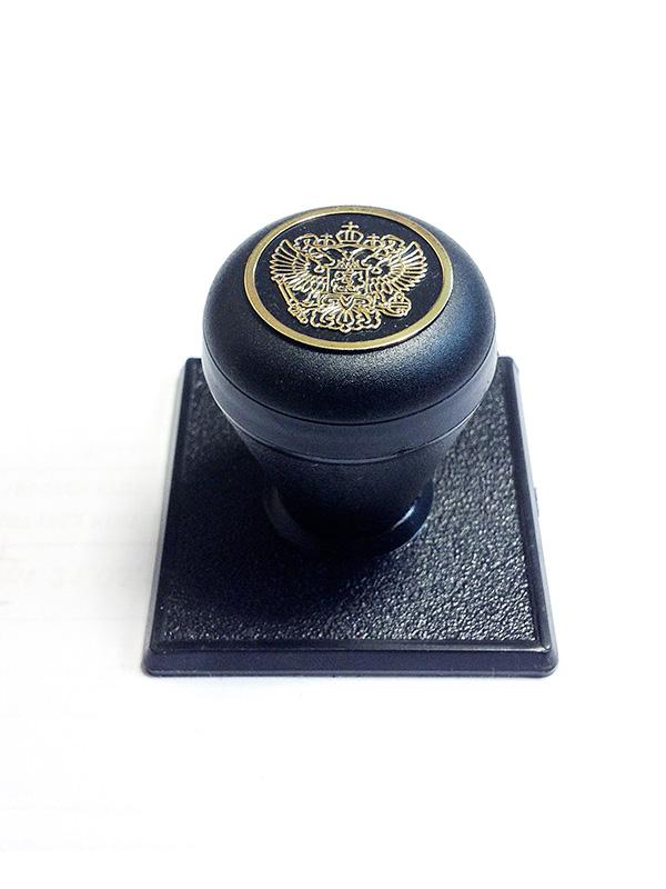 Оснастка для углового штампа 50х50 мм, (ручка «Капля»).