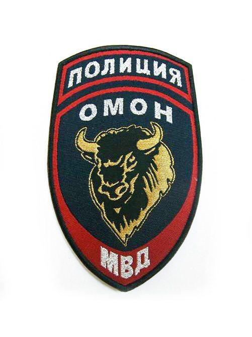 Акция! Шевроны полиции от 30 рублей!