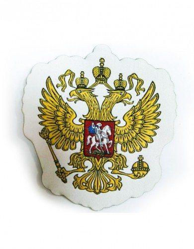"""Жаккардовая нашивка """"герб России"""""""