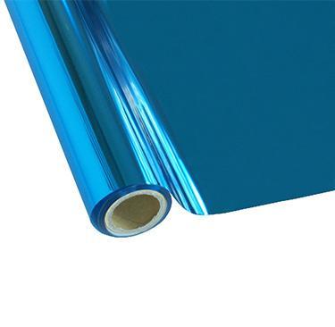 10UA фольга для горячего тиснения пигментная 8,7см х 122м (синяя).