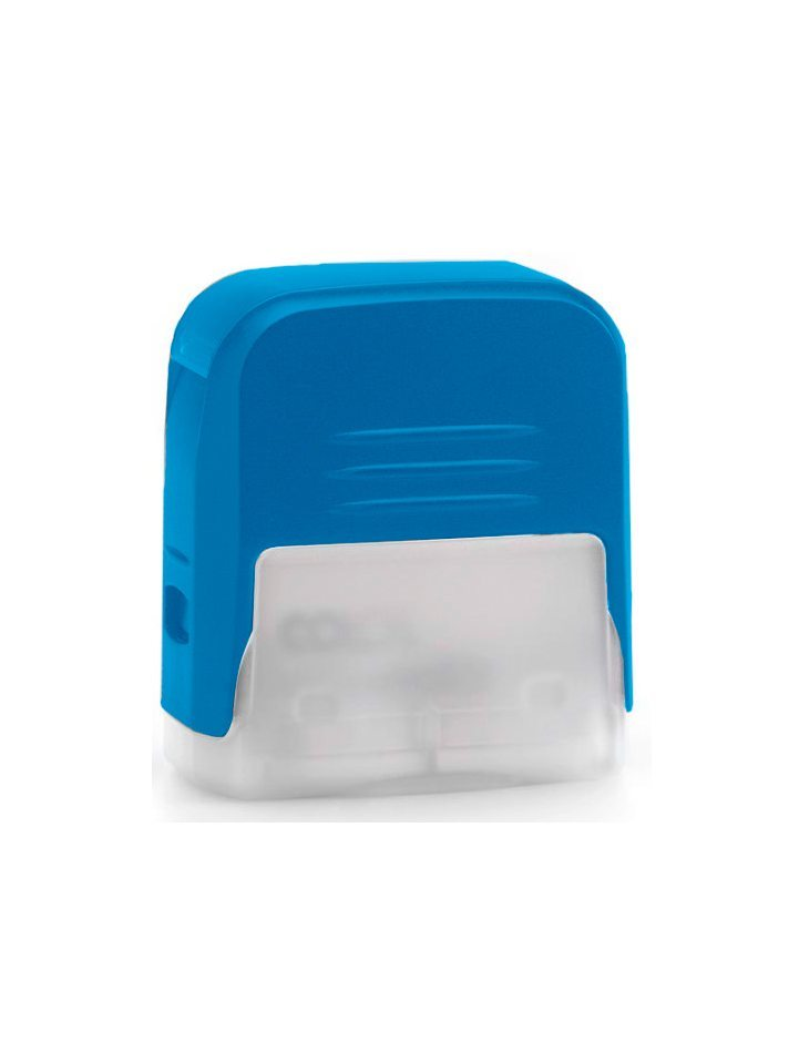 Colop Cover Printer C40 оснастка для штампа 23х59 мм (синяя/ с крышкой).