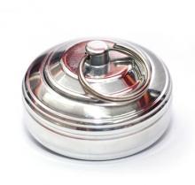 К    «Брелок-кнопка» d30 мм. Металлическая оснастка для круглой печати.