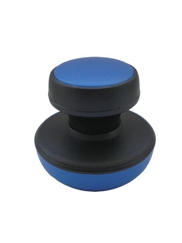 D40/42 мм «Суперэконом» со скотчем. Оснастка для печати (черно-синий).