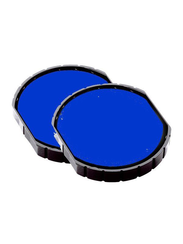 E/R Pocket stamp R40 синяя сменная штемпельная подушка для Pocket stamp R40