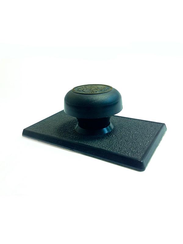 Оснастка для углового штампа 90х60 мм, (ручка «Стандарт»).