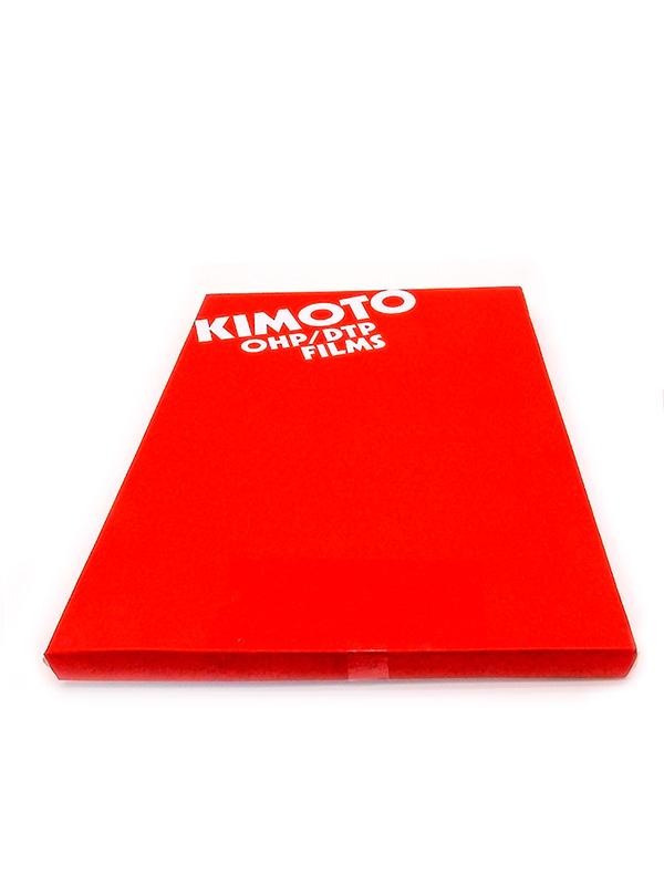 КIMOTO 100 листов.Плёнка матовая для лазерного принтера  (100 шт./уп.)
