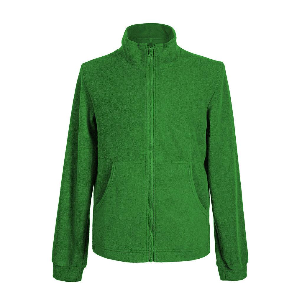 Флиска, цвет зеленый