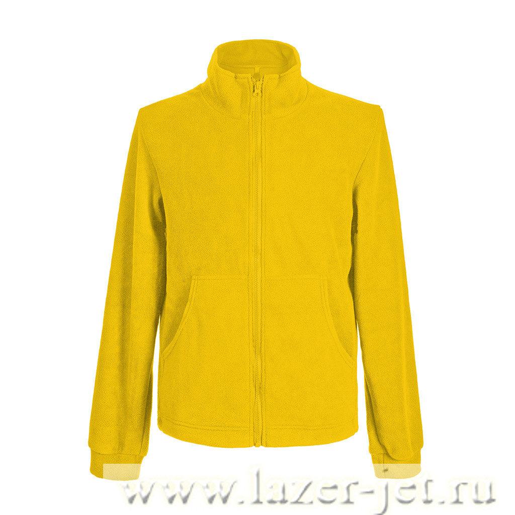 Флиска, цвет желтый