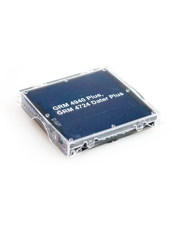 GRM 4724 Plus, 4940, Q43 plus сменная штемпельная подушка (неокрашенная).