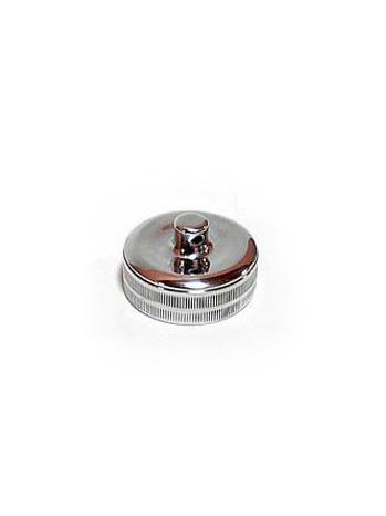 (28) пломбир с крышечкой дюралюминый d23мм