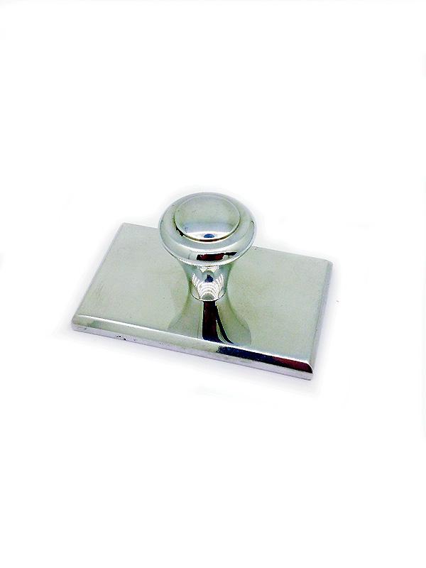 Оснастка для штампа металлическая 50х30 мм (8б-7)