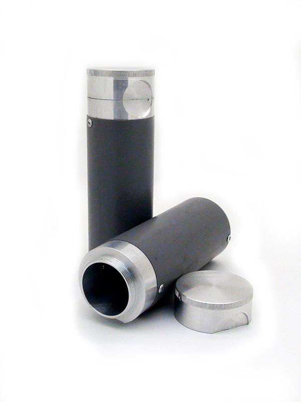 ГО6 Туба для ключей высота 140 мм, диаметр 35 мм.