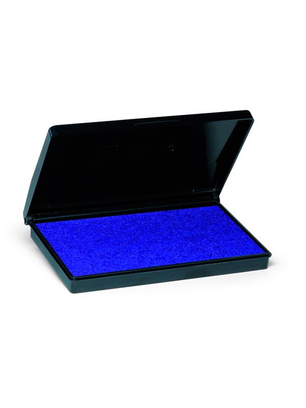 Trodat 9051 настольная штемпельная подушка 90х50 см (синяя)