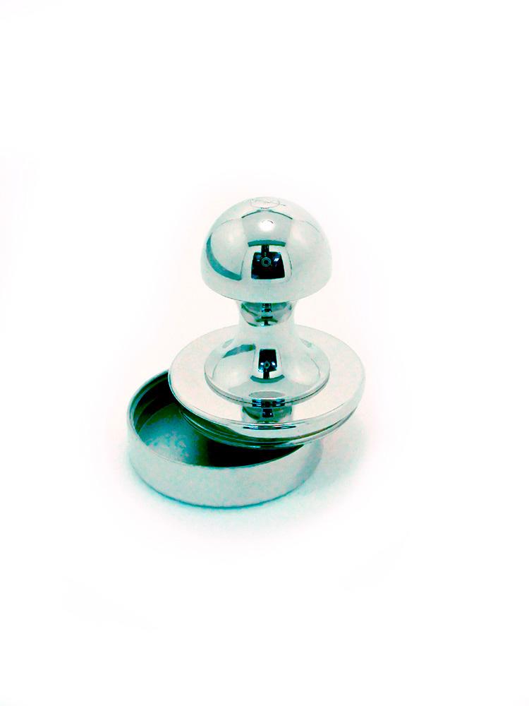 OL-21 040 R оснастка круглая металлическая «РЕТРО» d 40 мм.