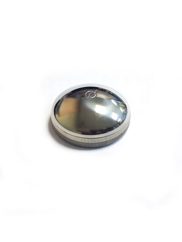 OL-21 040 N оснастка круглая металлическая «НЛО» d 40 мм (с подушкой).