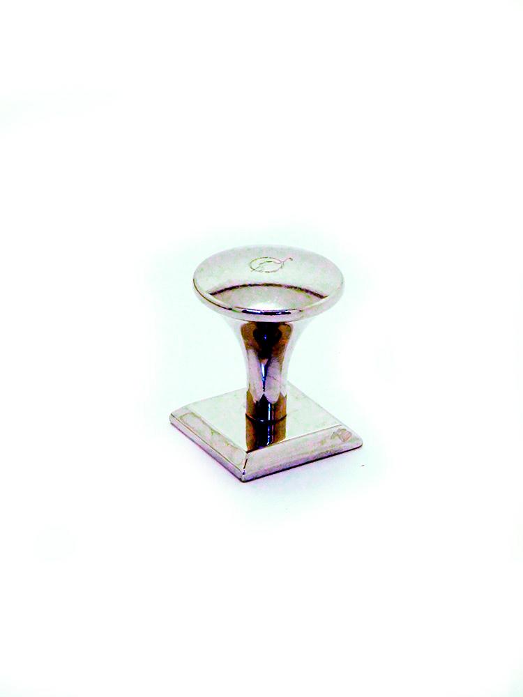 OL-22 025 25 оснастка прямоугольная металлическая 25х25 мм (ручка-стандарт).
