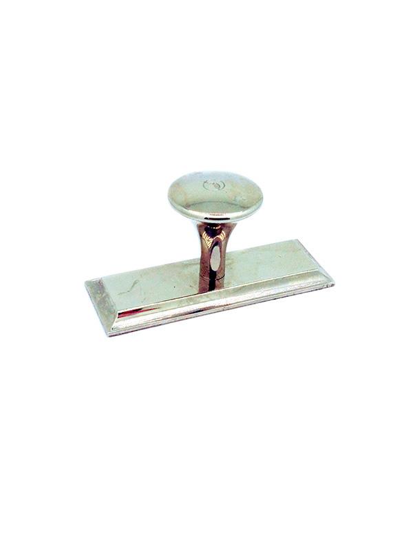 OL-22 035 25 оснастка прямоугольная металлическая 35х25 мм (ручка-стандарт).