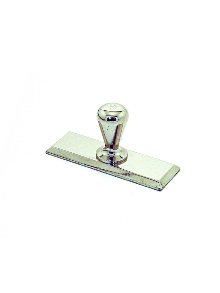 OL-22 065 40 65х40 мм (ручка-«Ретро 40»). Оснастка прямоугольная металлическая.