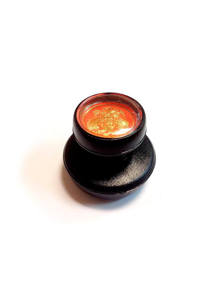 D50 мм «Стекло».  Оснастка для круглой печати.