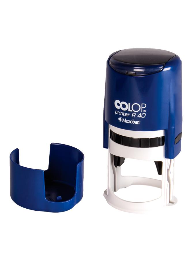 Colop Printer R40 Microban оснастка для круглой печати с подушкой Microban.