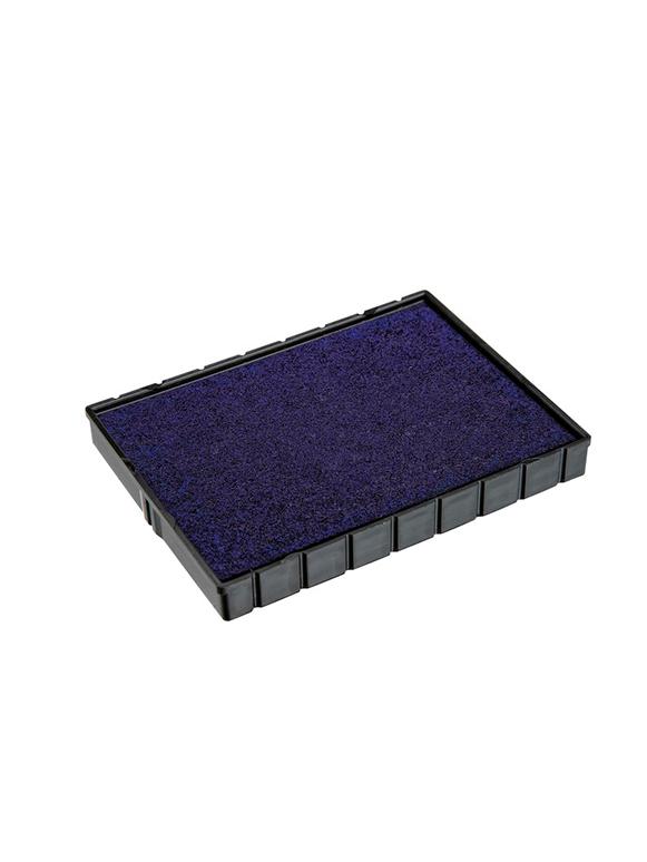 Colop E/55 синяя сменная штемпельная подушка для Printer 55, Printer 55 Dater (40х60 мм.)