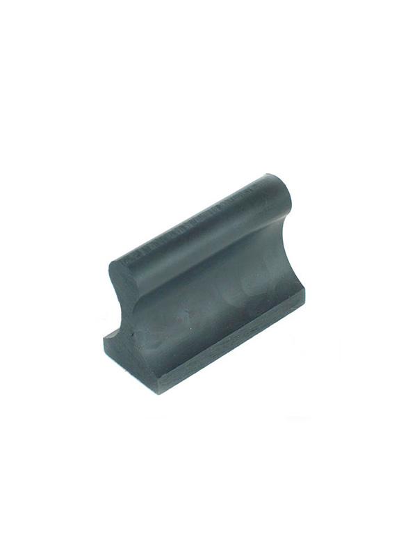 Штампик 18х18 мм, (черный), без клеевой основы.