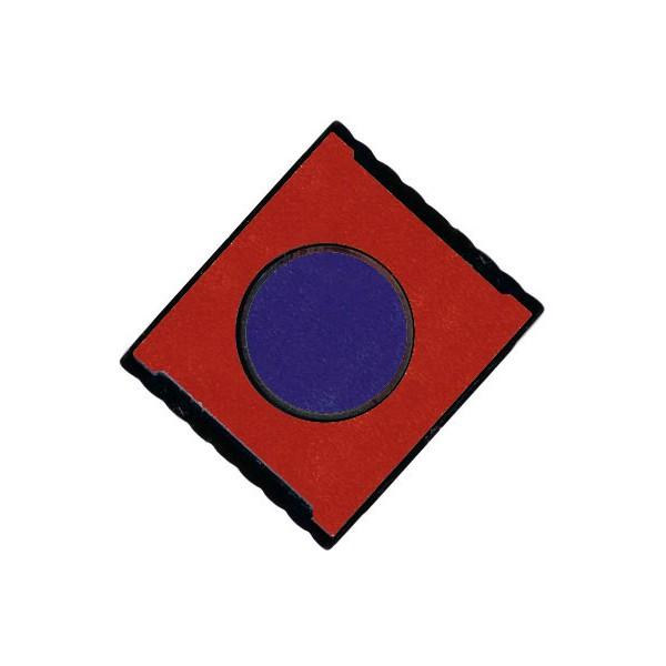 Trodat 6/4924/ сменная штемпельная подушка для 4924, 4940 (двухцветная)