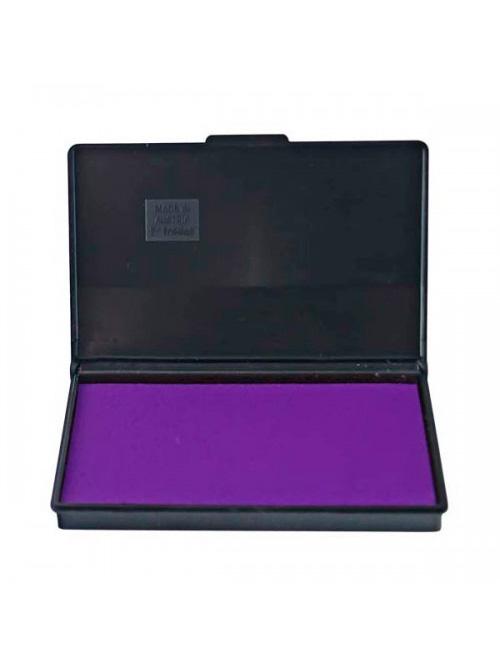 Trodat 9051 настольная штемпельная подушка 90х50 мм (фиолетовая)