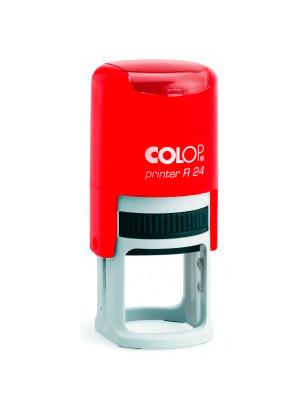 Colop Printer R24 Red оснастка для круглой печати красная d24