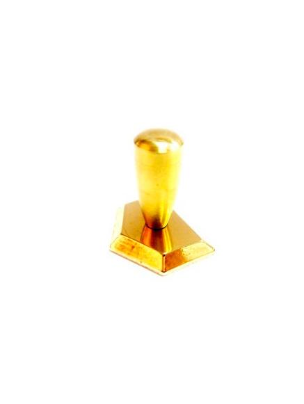 Оснастка латунная «пятиугольник» (заготовка).