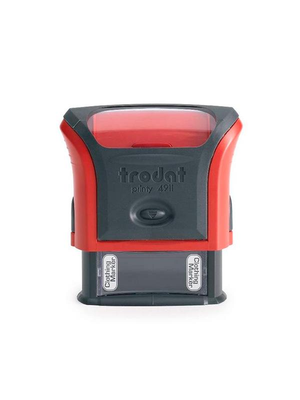 Trodat 4911 Р4 Автоматическая оснастка  для штампа 38х14 мм, красный
