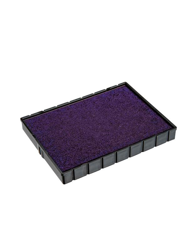 Colop E/55 фиолетовая сменная штемпельная  подушка для Printer 55, Printer 55 Dater (40х60 мм.)