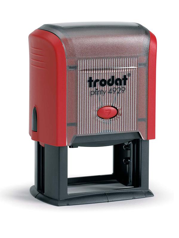 Trodat 4929 Рrinty Автоматическая оснастка для штампа 50х30 мм.