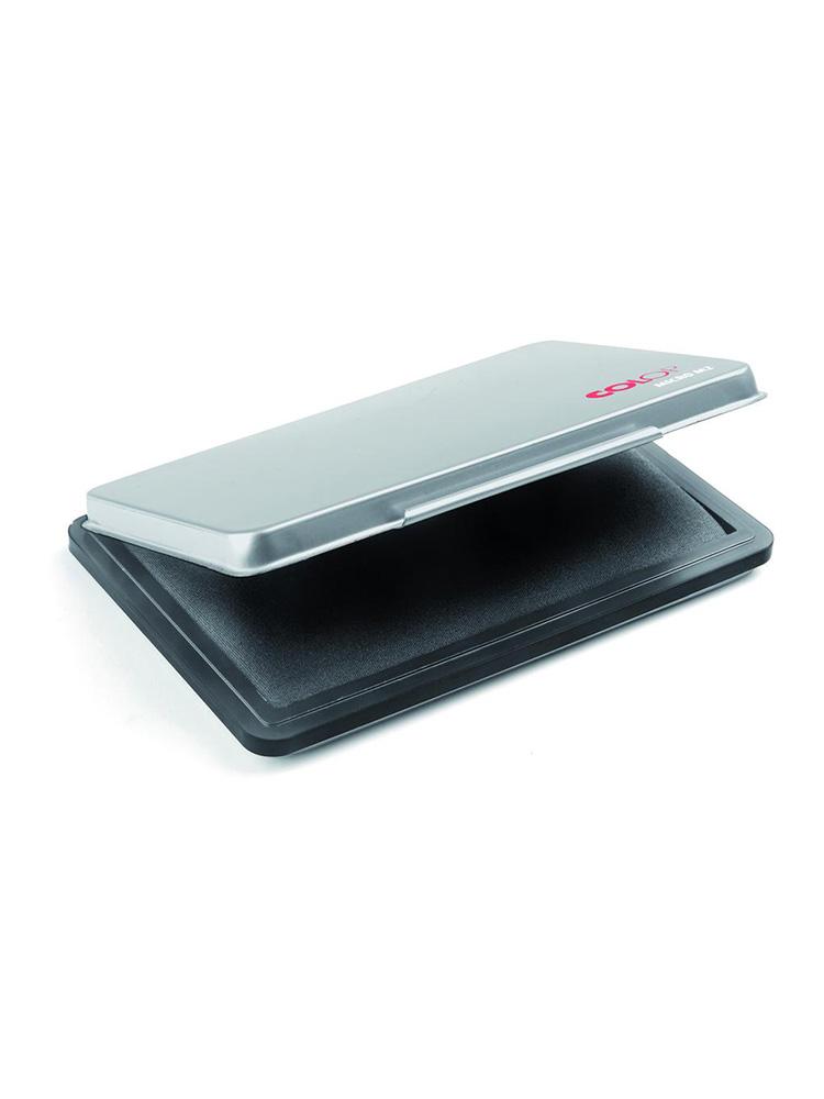 Micro 2 неокрашенная настольная штемпельная подушка 70х110 мм