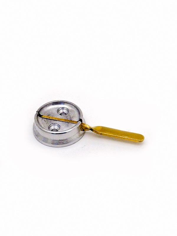 Опечатывающее устройство «флажок», 33х10 мм, (дюралюминий).