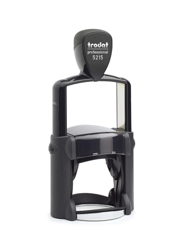 Trodat 52045 (5215)Professional 4.0 автоматическая ,металлическая оснастка для круглой печати d 40-45мм