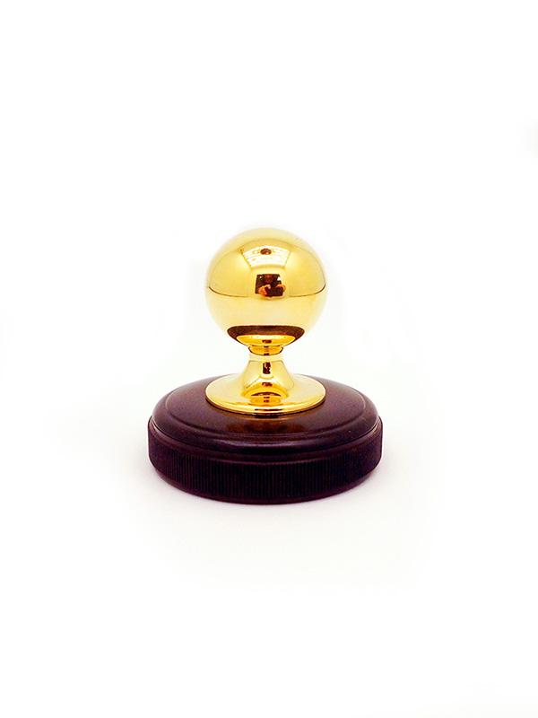 (22-1) «Новый Орион» (чернение  золочение) d41мм