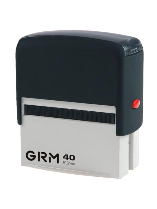 GRM 40 оснастка для штампа 59х23 мм