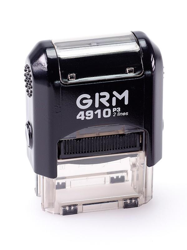 GRM 4910 P3 оснастка для штампа 26х9 мм