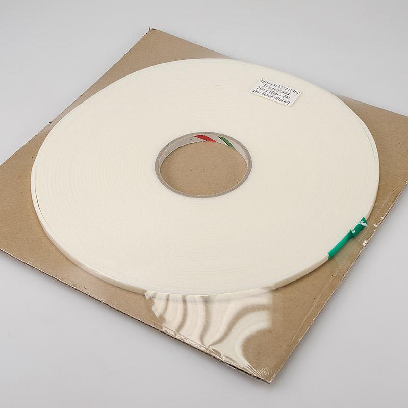 GRM Липкая резина (бордюрная лента) пр-во Италия 2,8мм х 8 х 20м (серый)