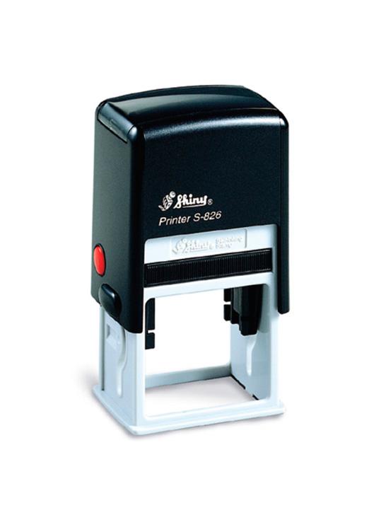 Shiny S-826 Printer оснастка для штампа 41х24 мм (черный)