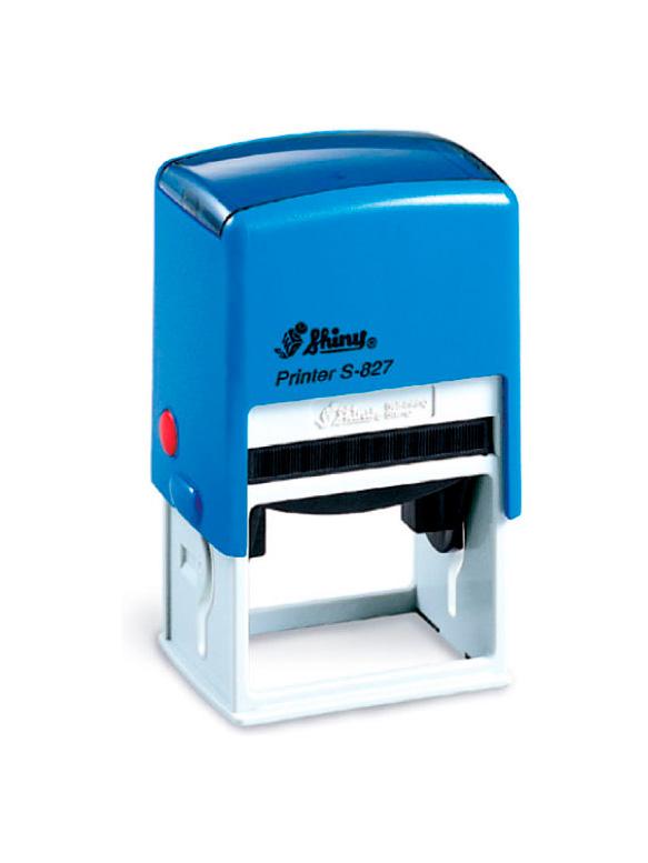 Shiny S-827 Printer оснастка для штампа 50х30 мм