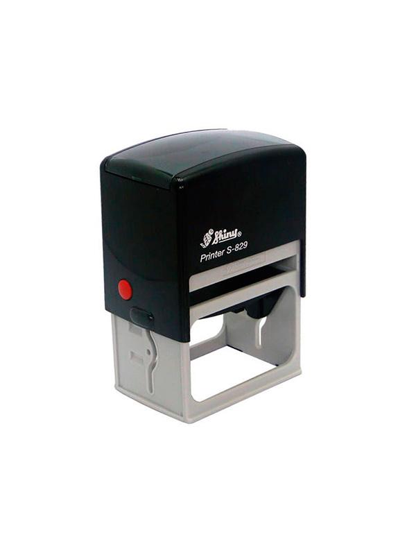 Shiny S-829 Printer оснастка для штампа 64х40 мм (черная)