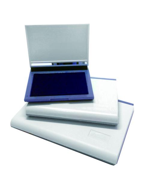 Shiny SP-1F штемпельная подушка 45 х 65 мм (синяя)