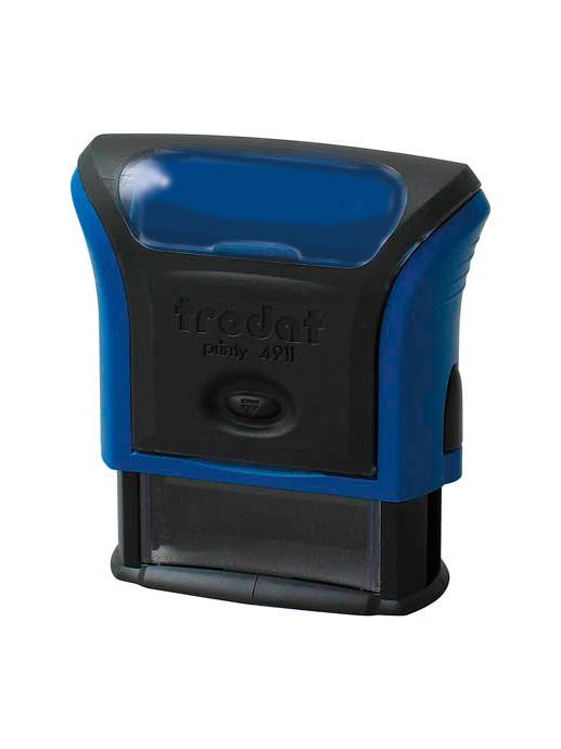 Trodat 4911 Р4 Автоматическая оснастка для штампа 38х14 мм, синий