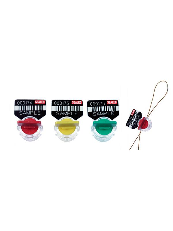 Контрольная пластиковая пломба КПП-3-1601 (ПК-91 тп (140-190))