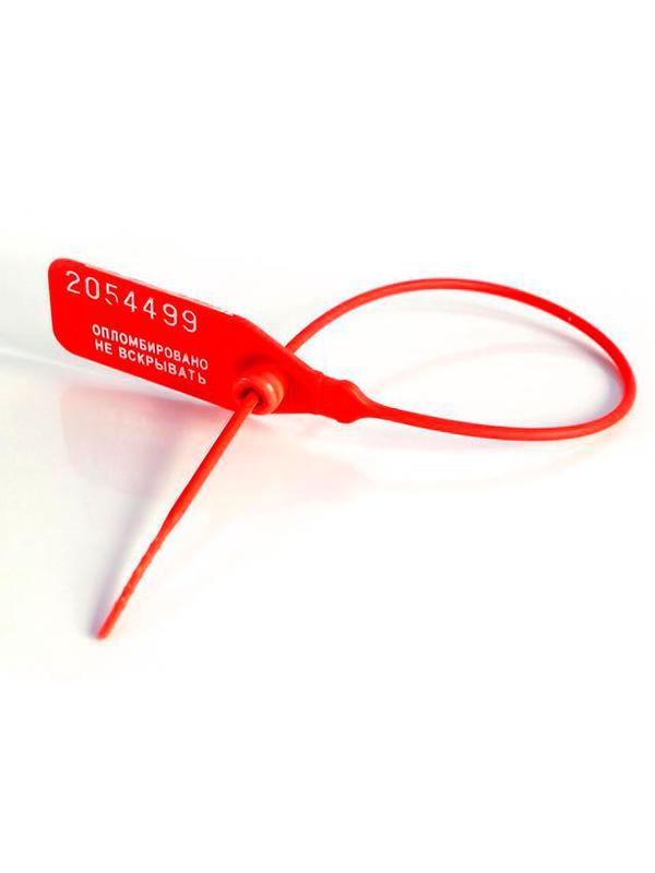 Пломба пластиковая КПП -3-1603 СТ ПК-91оп (320-370)