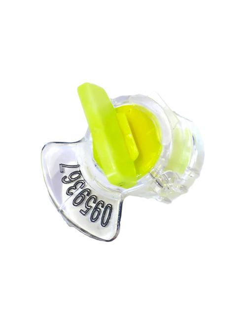 Контрольная пластиковая пломба КПП-3-2030 (3-1604)  (ПК-91 рх-3) ротор 3