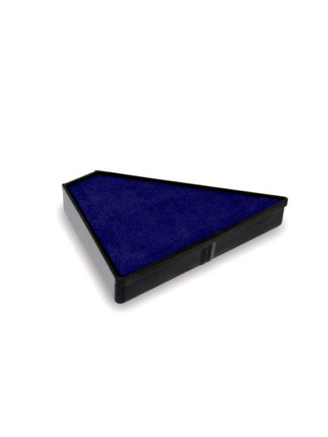 Colop E/Т 45 треугольная синяя сменная штемпельная подушка для Colop Printer Т45