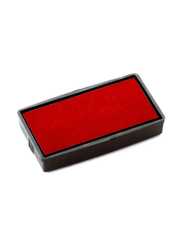 Colop E/10  сменная штемпельная подушка  для Printer 10N, 10С, S120, S126, S120/W, S160  (27х10 мм) (красная)
